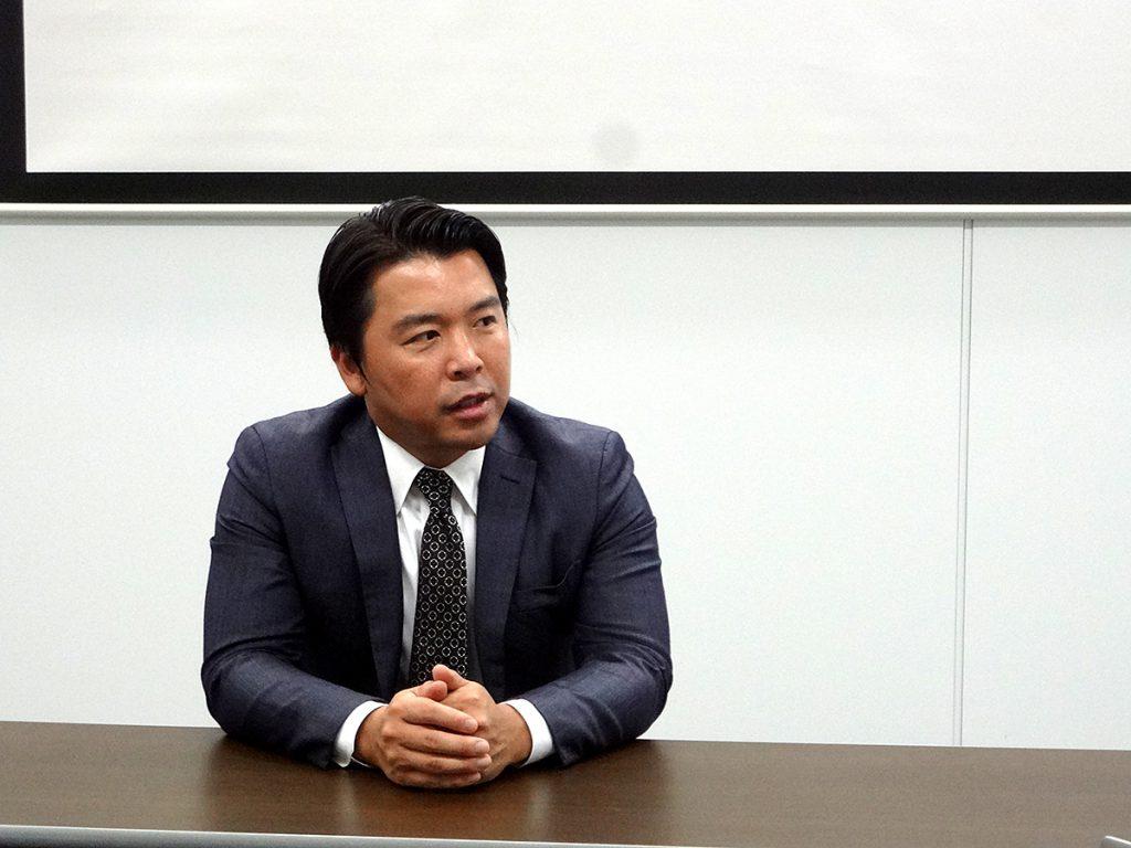フジヤエービック 取締役副社長 大月 洋平 様